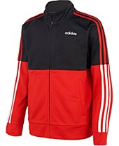 Adidas Bayern Munich Anthem Jacket (Red, Dark Gray, Black) X