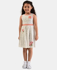 Bonnie Jean Toddler Girls Lace Athletic Dress