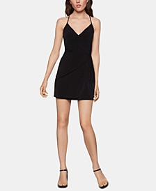 Side-Tie Sheath Dress