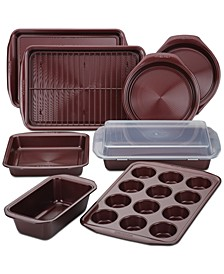 Nonstick 10-Pc. Set, Merlot
