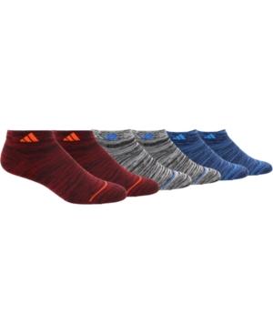 adidas Big Boys 6-Pk. Superlite Low-Cut Socks
