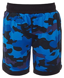 Toddler Boys Camo-Print Shorts, Created for Macy's