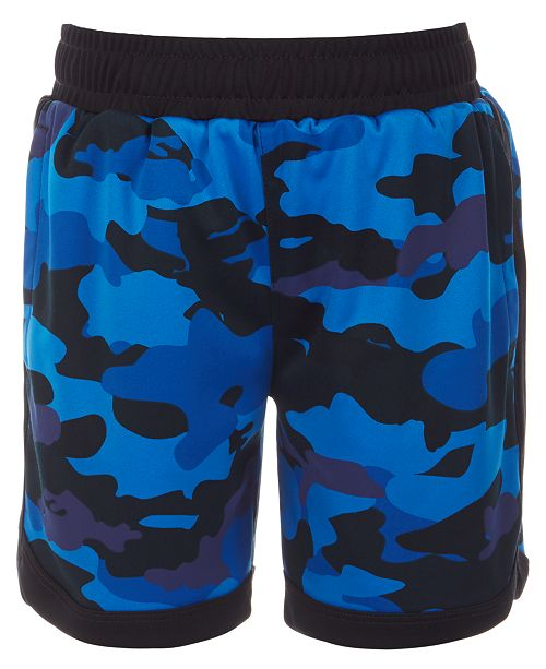 Ideology Toddler Boys Camo-Print Shorts, Created for Macy's