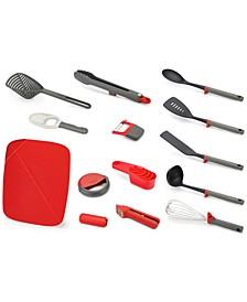 Duo 14-Pc. Kitchen Tool Set