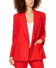 Rachel Zoe Double-Breasted Giorgia Jacket