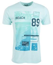 Univibe Men's Explore 89 Graphic T-Shirt
