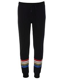 Big Girls Striped Sweatpants, Created for Macy's