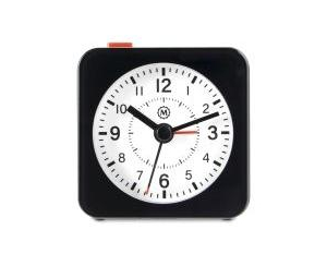 Marathon Mini Travel Alarm Clock