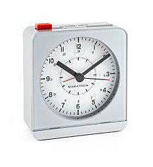 Silent Non-Ticking Alarm Clock