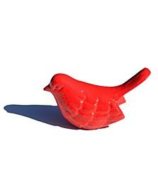 "Bird Figurine of Health Happiness 3.5"" L"