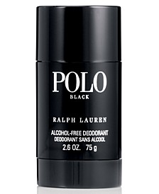 Men's Polo Black Deodorant Stick, 2.6 oz