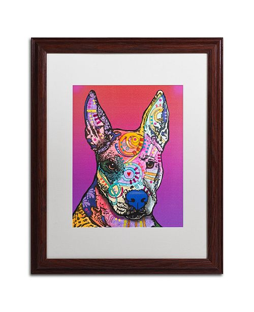 "Trademark Global Dean Russo 'Annabelle Custom 003' Matted Framed Art - 16"" x 20"""