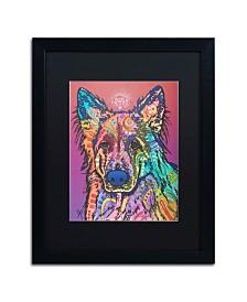 """Dean Russo 'Timber' Matted Framed Art - 16"""" x 20"""""""