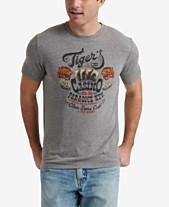 0caac7e47fd5 Lucky Brand Men's Tiger's Den Graphic T-Shirt