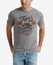 Lucky Brand Men's Tiger's Den Graphic T-Shirt
