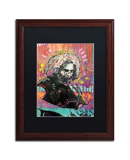 "Trademark Global Dean Russo 'Jerry 1' Matted Framed Art - 16"" x 20"""