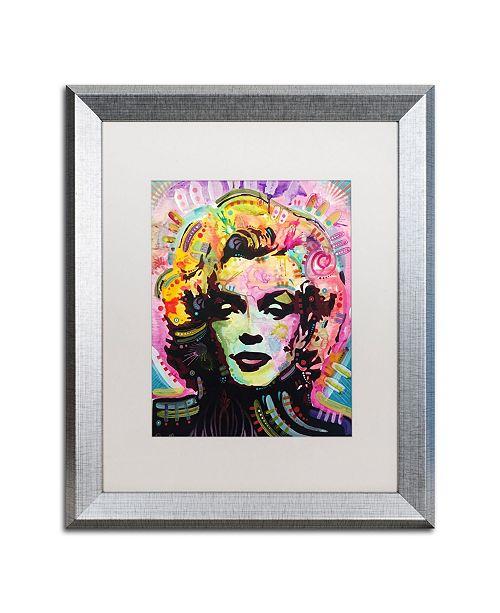 "Trademark Global Dean Russo 'Marilyn 1' Matted Framed Art - 16"" x 20"""