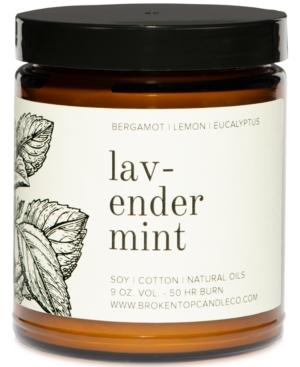 . Lavender Mint Candle