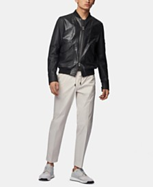BOSS Men's Medon Bomber Jacket