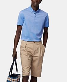 BOSS Men's Press 44 Short-Sleeved Polo Shirt