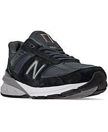 Men's 990 V5 Running Sneakers from Finish Line