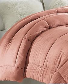 Prewashed All Season Extra Soft Down Alternative Comforter - Full/Queen