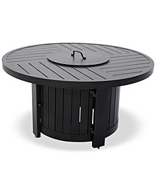 Marlough II Round Fire Pit, Created for Macy's