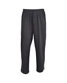 Hanes Men's Big and Tall Soft Waffle Lounge Pants