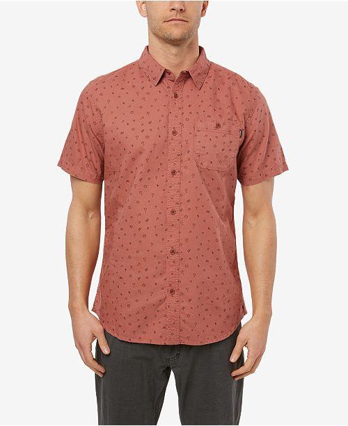 O'Neill Men's Rocksteady Short Sleeve Shirt