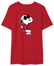 Peanuts Men's Joe Cool Tee