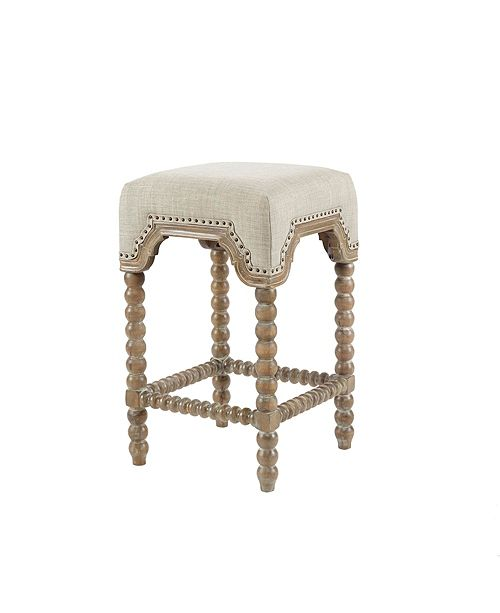 Furniture Christine Counter Stool, Quick Ship