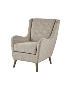 Jaclyn Accent Chair, Quick Ship