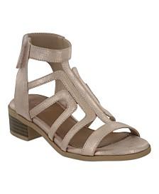 Mia Kids Little Girls Carlyn Gladiator Sandals
