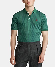 Men's Classic-Fit Interlock Polo Shirt