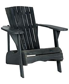 Vista Wine Glass Holder Adirondack Chair, Quick Ship