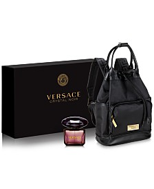 Versace Crystal Noir Eau de Toilette 2-Pc. Gift Set