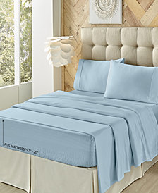 Five Queens Court Royal Fit 800 TC Cotton-blend King Sheet Set