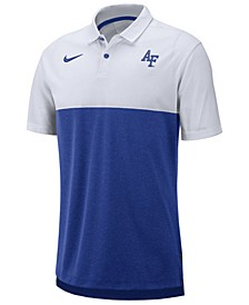 Men's Air Force Falcons Dri-Fit Colorblock Breathe Polo