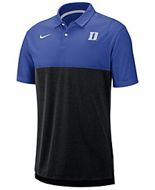 Men's Duke Blue Devils Dri-Fit Colorblock Breathe Polo