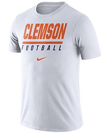 Nike Men's Clemson Tigers Icon Wordmark T-Shirt