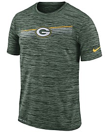 Nike Men's Green Bay Packers Legend Velocity T-Shirt