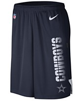 5a5778ab2 Nike Men's Dallas Cowboys Player Knit Breathe Shorts