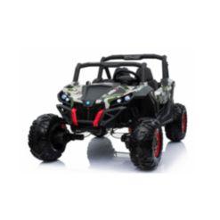 Blazin' Wheels Camo Wild Cross Utv 12 Volt Two Seater