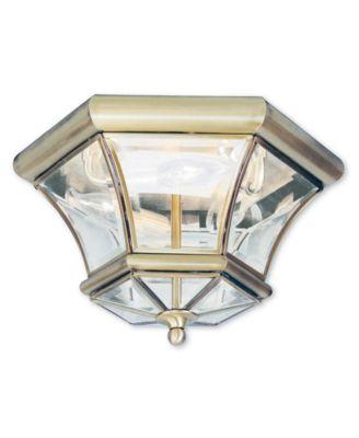 Livex Monterey 3-Light Ceiling Mount