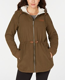 Columbia Chatfield Hill Fleece-Lined Jacket