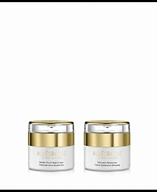 Allegresse 24K Skincare Moisturizing 2 Piece Set