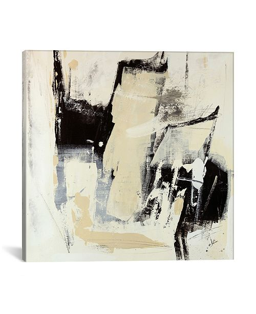 """iCanvas Pieces I by Julian Spencer Gallery-Wrapped Canvas Print - 26"""" x 26"""" x 0.75"""""""