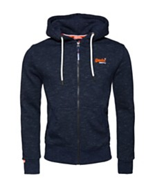 Superdry Men's Classic Zip-Up Hoodie