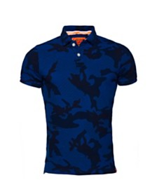 Superdry Men's Topic Army-Inspired Polo Shirt