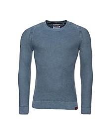 Men's  Garment Dyed Sweater